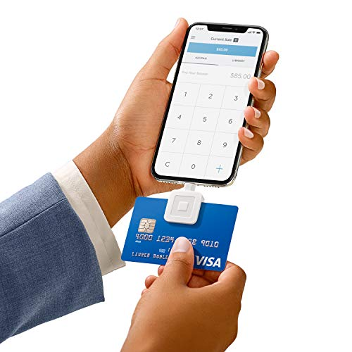 Square Reader for magstripe (Lightning Connector) (Best Credit Card With Chip)