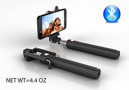 selfie stick kiwii bluetooth monopod extendable wireless bluetooth selfie s. Black Bedroom Furniture Sets. Home Design Ideas