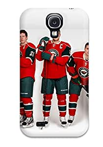 8577569K225190867 minnesota wild hockey nhl (37) NHL Sports & Colleges fashionable Samsung Galaxy S4 cases