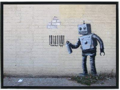 バンクシー ポスター インテリア 雑貨 グッズ イギリス ストリート アート