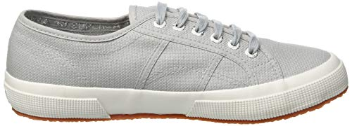 Cotu Mixte 2750 Superga Classic Baskets Gris Adulte 6azWwq5