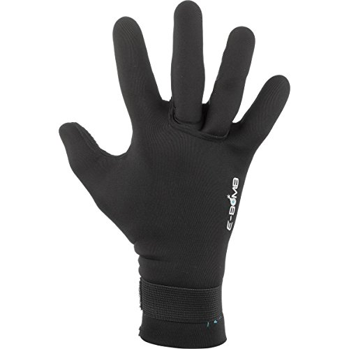 Rip Curl E-Bomb Stitch LS Glove Wetsuit, Medium/2mm, Black