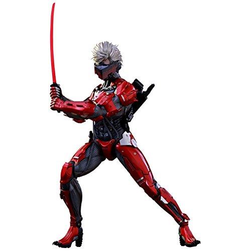 Metal Gear Rising: Revengeance Raiden 1/6 Scale Figure (Inferno Armor Version)
