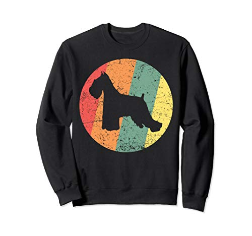(Mini Schnauzer Sweatshirt Mini Schnauzer Lover Gifts)