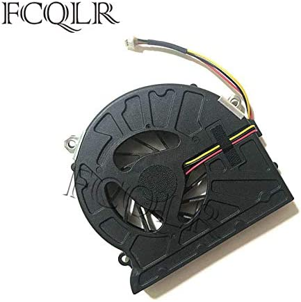FCQLR CPU Cooling Fan Compatible for Lenovo Y430 G430 G530 V450 E41 K41 K42 E42 E42A E42G E42L Laptop CPU Fan