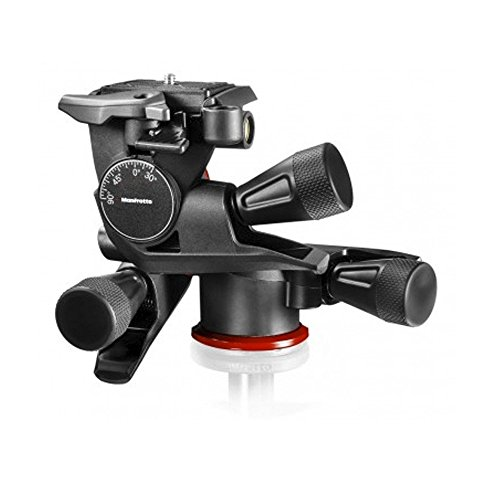 MANFROTTO MHXPRO-3WG XPRO GEARED QUICK RELEASE HEAD by Manfrotto