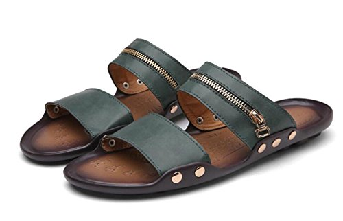 Summer new trend of the word drag men travel beach sandals casual men's shoes , 4 , 41