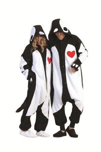 RG Costumes Pen The Penguin Skelanimals, Black/White/Red, One - Skelanimals Pen