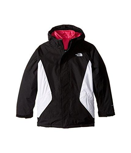 - The North Face Girls KIRA Triclimate Jacket NF0A2TMAJK3_S - TNF Black