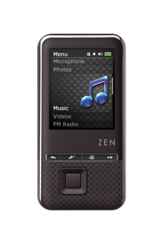 (Creative Zen Style 300 8 GB MP3 and Video Player (Black) )