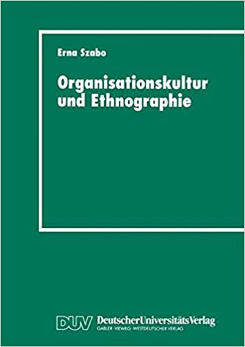 Organisationskultur (German Edition)