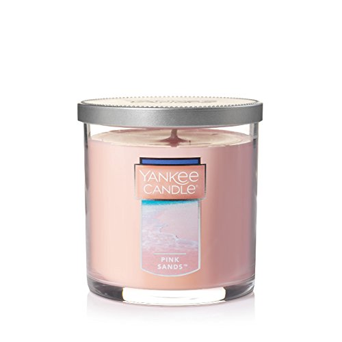 (Yankee Candle Small Tumbler Candle, Pink Sands)