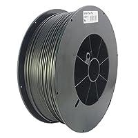 Proto-pasta CFP12830 The Original Carbon Fiber Spool , PLA 2.85 mm, 3 kg , Black from Protoplant INC