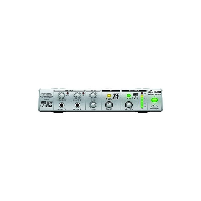 Behringer Minimix Mix800 Ultra-Compact K