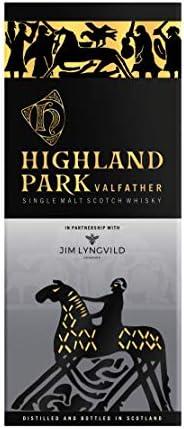 Highland Park VALFATHER Single Malt Scotch Whisky 47% - 700 ml in Giftbox