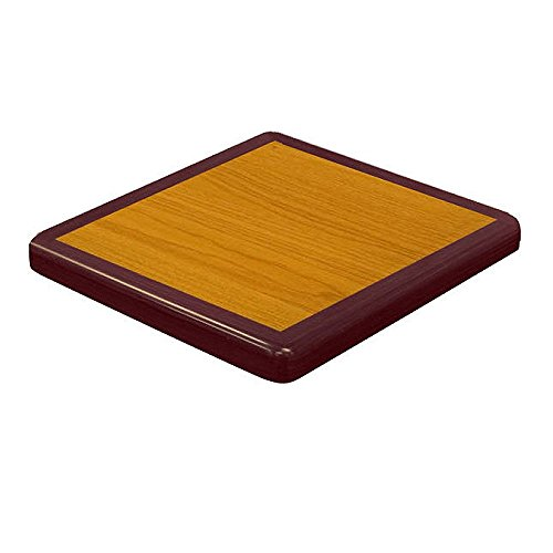 American Tables & Seating ATR3636CM Resin Super-Gloss Tabletop, 36