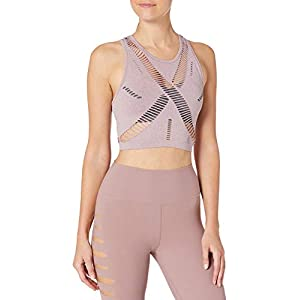 Alo Yoga Women's Line Crop Tank