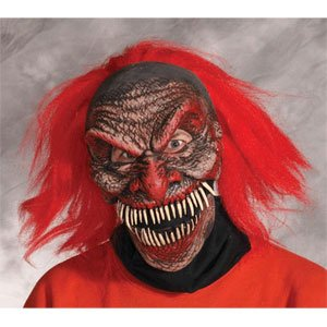 Moving Mouth Dark Humor Mask