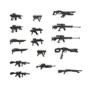 """12 Piece Set Special Forces With Weapons 6"""" Action Figures"""
