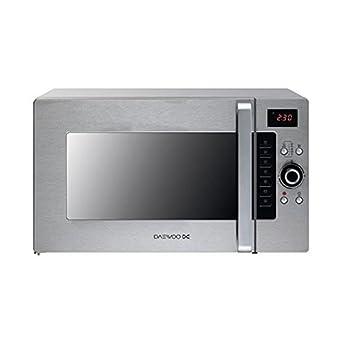 Daewoo KOC9Q4T Combination Microwave, 28 Litre, 900 Watt, Stainless