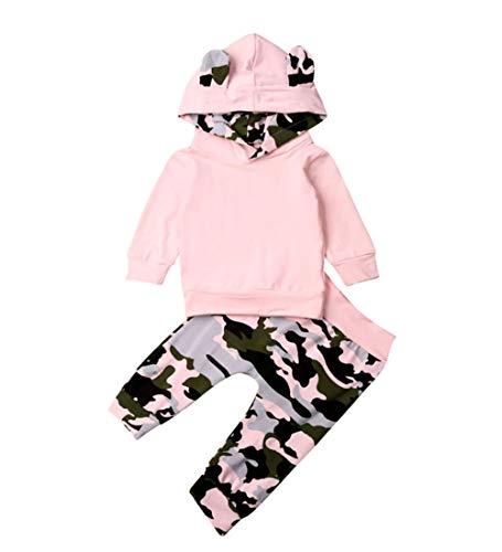 Infant Camouflage Clothing - 4