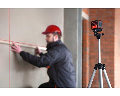 AdirPro Cube Cross Line Laser Level Home, Red/Black by AdirPro (Image #5)
