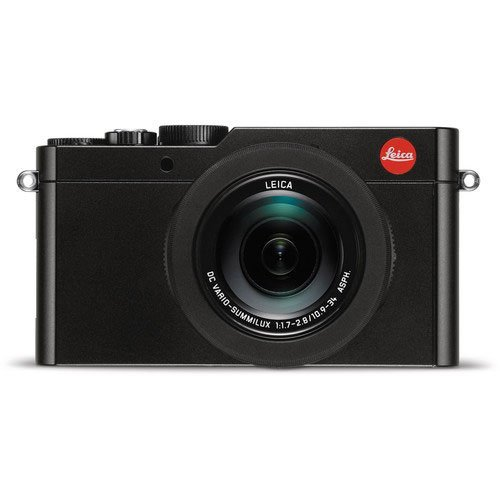 Leica D-Lux (Type 109) 12.8 Megapixel Digital Camera with 3.0-Inch LCD (Black) (18471) (Renewed)