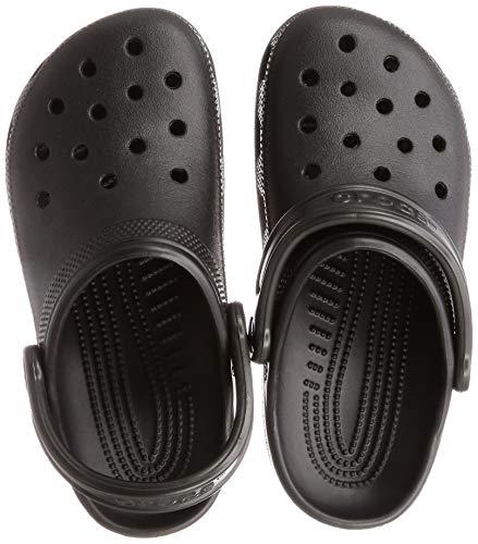 Pictures of Crocs Men's Classic Comfort Clog Black 11 M US 8 M US 1