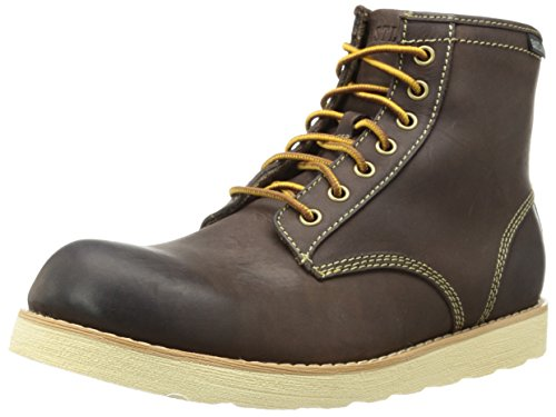 Eastland Men's Barron Lace Up Boot, Dark Brown, 11 D US