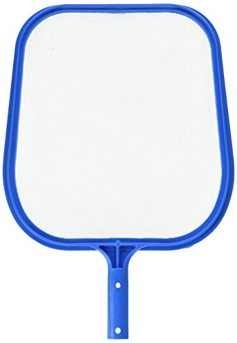 Pentair R121166 124S Polyester Screen Molded Into Polypropylene Frame Spa/Above Ground Hand Skimmer with Magnet