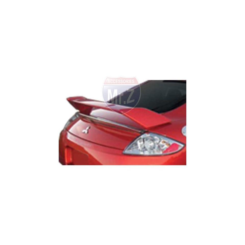 2006 2008 Mitsubishi Eclipse Custom Spoiler Factory Style (Unpainted)