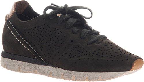Otbt Dames Khora Sneakers Donkergroen