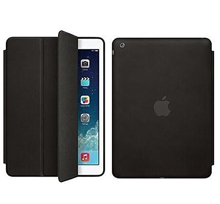 Premium Ultra Thin Leather Smart Book Cover for Apple iPad mini /2/3, Retina  Black Cases   Covers