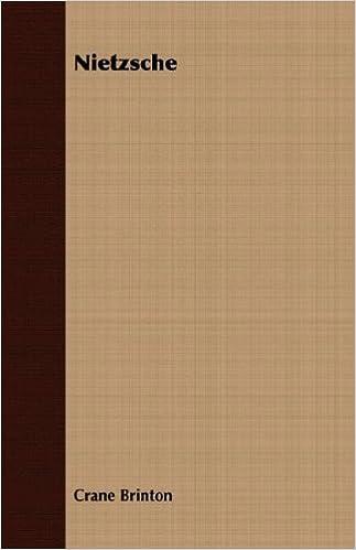 Book Nietzsche