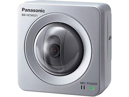 Panasonic Server Camera Network (Panasonic BB-HCM531A Outdoor Pan/Tilt PoE Security Network Camera (Silver))