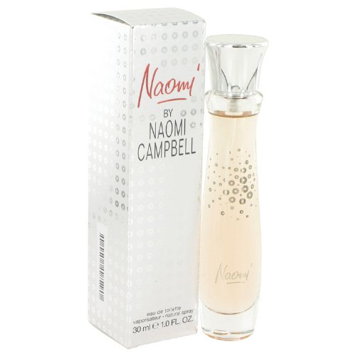 Naomi By Naomi Campbell Eau De Toilette Spray 1 Oz  Women