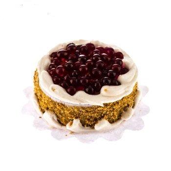 - Miniature Cheesecake Doll House Mini Pie Bakery Accessories 1