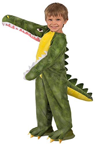 Princess Paradise Chompers Chompin' Crocodile Child's Costume, -