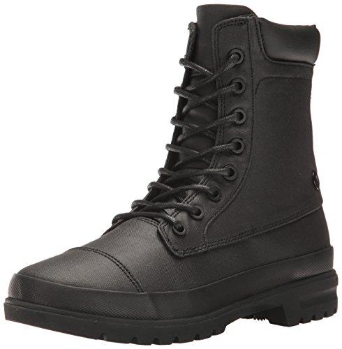 DC Women's Amnesti TX Ankle Boot - Black/Black - 5 B US