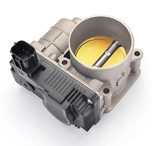 Tecoom 16119-AE01A Professional Electronic Fuel Injection Throttle Body for Nissan Altima Sentra 2.5L 2002-2006 Replace No. ETB0003