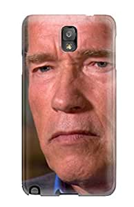 Ideal ZippyDoritEduard Case Cover For Galaxy Note 3(arnold Schwarzenegger ), Protective Stylish Case