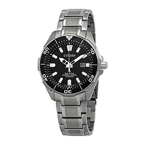 Citizen Watches Men's BN0200-56E Eco-Drive Silver Tone One Size