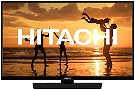 Led TV hitachi 39 39hb4c01 HD Ready / 200 bpi/dvb-t / 2 hdmi/USB: Amazon.es: Electrónica