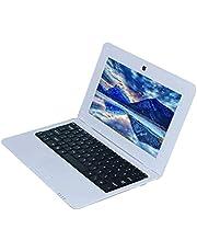 Ações de 10 polegadas Quad-core S500 Laptop Netbook Laptop Notebook Portátil 1 + 8GWhiteUS