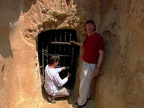 Carved Ball - The Naked Archaeologist - Season 1, Episode 10 - John the Baptist