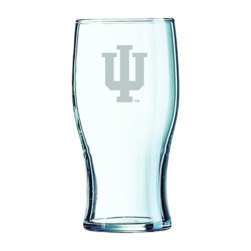 Indiana Beer - Indiana University-Irish Pub Glass