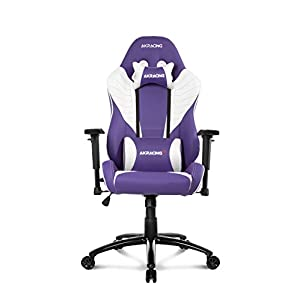 Gaming chair purple by AKRacing