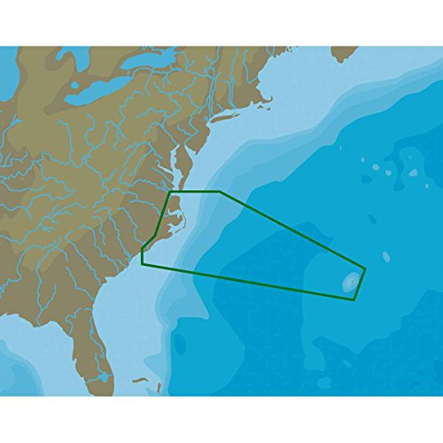 C-Map Nt+ Na-C336 Norfolk To Bermuda To Wilmington - Fp-Card Format 3-D View = NONE | Aerial Photos = NONE | Card - Pictures Wilmington