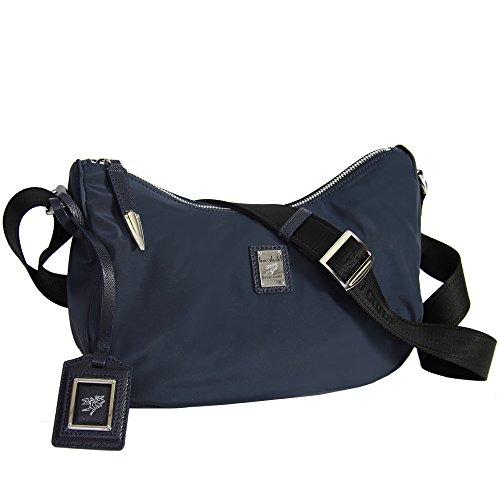 Piero Guidi borsa donna tracolla Lineabold Daytime piccola blu 114913079.16