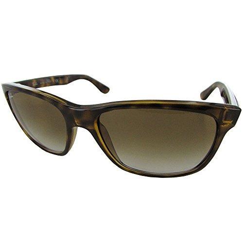 Ray-Ban Men's RB4181 Sunglasses Light Havana / Crystal Brown Gradient (Crystal Brown Gradient Sunglasses)
